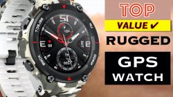 Best RUGGED GPS Watch for Running and Hiking